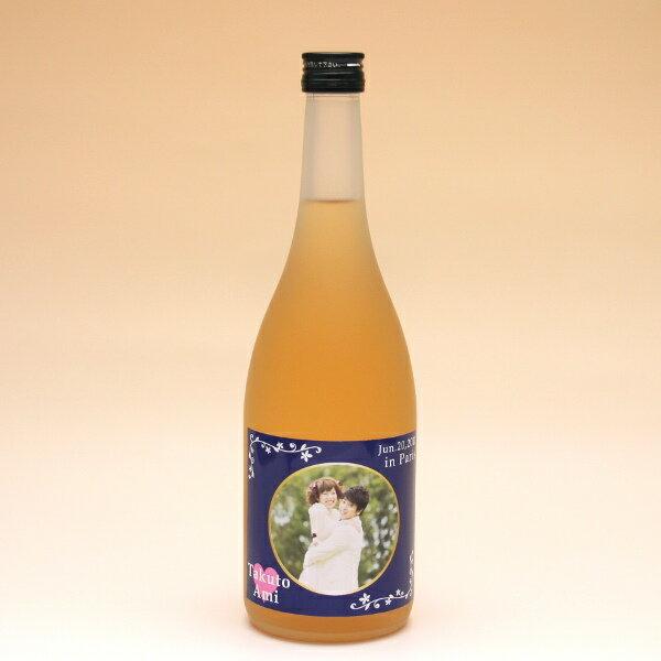 【結婚祝い】オリジナル名入れラベル 日本酒ギフ...の紹介画像2
