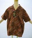 【手ぬぐいアロハ】OHAKO - 十八番 - ブランドてぬぐいアロハシャツ