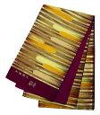 【霞文】西陣高級袋帯 西陣織工業組合品質表示証紙No.2078