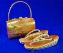 【送料無料】【特別企画品】金鷲本舗 高級草履バッグセット