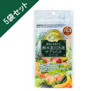 【酵水素328選公式店】【送料無料】酵水素328選サプリメント5袋セット