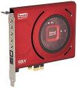 Creative Sound Blaster Z SE 24bit/192kHz ハイレゾ対応 内蔵型サウンドカード SB-ZSE