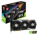 MSI GeForce RTX 3080 GAMING Z TRIO 10G グラフィックスボード VD7599