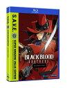 BLACK BLOOD BROTHERS ブラック・ブラッド・ブラザーズ コンプリートシリーズ ブルーレイ TVアニメ Black Blood Brothers: The Complete Series S.A.V.E.・お取寄