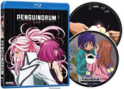 輪るピングドラムコレクション2第13話から第24話TVアニメブルーレイPenguindrumColl