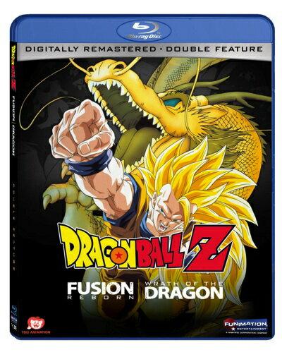 ドラゴンボールZ復活のフュージョン悟空とベジータ/龍拳爆発悟空がやらねば誰がやる劇場版アニメブルーレ