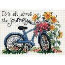 ディメンションズ クロスステッチ 刺繍キットDimensions Counted Cross Stitch, The Journey・お取寄