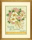 ディメンションズ クロスステッチ 刺繍キット Dimensions Counted Cross Stitch, Wedding Record Bouquet
