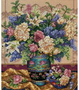 ディメンションズ クロスステッチ 刺繍キット Dimensions Counted Cross Stitch, Oriental Splendor