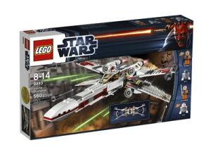 レゴ LEGO スター・ウォーズ X-ウイング・ファイター レッド中隊機 9493