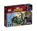 レゴブロック スーパーヒーロー Spider-Cycle Chase スパイダーマン スパイダーサイクル・チェイス 76004