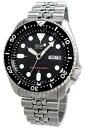 セイコー SEIKO ダイバー ブラックボーイ 自動巻き SKX007K2 メンズ 腕時計