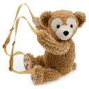 Duffy ディズニー ダッフィー バッグパック リュックサック 約43cm the Disney Bear Plush Backpack - 17''