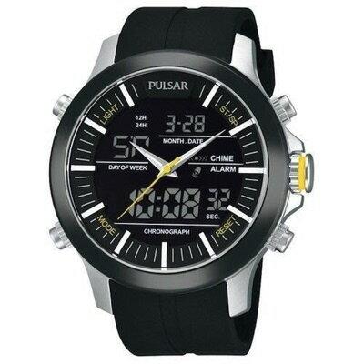 セイコー SEIKO PULSAR PW6001 パルサー メンズ 腕時計 独創的で高機能なリストウォッチ セイコー SEIKO PULSAR PW6001 パルサー メンズ 腕時計