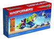 Magformers マグフォーマー TRANSFORM トランスフォームセット 54 ピース 知育玩具 マグネットブロック 63089