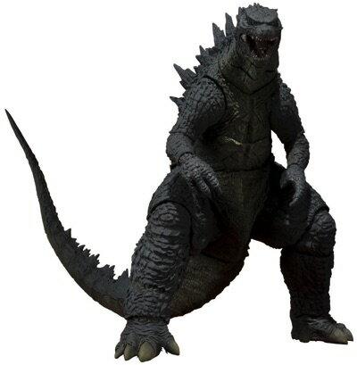 Bandai バンダイ Tamashii Nations S.H. MonsterArts S.H.モンスターアーツ Godzilla 2014 ゴジラ 2014 Toy Figure・お取寄