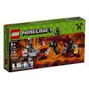 LEGO レゴ 21126 マインクラフト ウィザー Minecraft The Wither レゴブロック