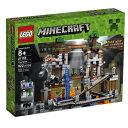 LEGO レゴ マインクラフト 21118 鉱山 Minecraft The Mine レゴブロック