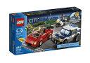 LEGO(レゴ) City Police High Speed Chase シティ スポーツカーとポリスパトロールカー - 60007
