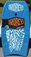 MOREY モーレー マッハ 9TR ボディボード ブルー MACH 9TR BODYBOARD マリンスポーツ サーフィン アウトドア・お取寄の画像