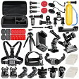 Neewer ニーワー 52-in-1 GoPro互換品 アクセサリーキット 各種マウント/ストラップ/工具 Neewer 52-in-1 Sport Accessory Kit for GoPro
