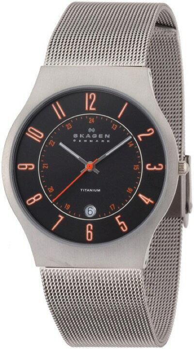 スカーゲン SKAGEN KLASSIK 233XLTTMO メンズ 腕時計 スカーゲン SKAGEN KLASSIK 233XLTTMO メンズ 腕時計