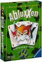 ゴーアウト系のカードゲーム、アブルクセン。プレイしたカードの枚数が点数になる対戦ゲーム。