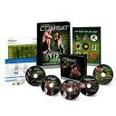 レスミルズ ボディコンバット DVD5枚セット les mills エクササイズDVD ダイエット