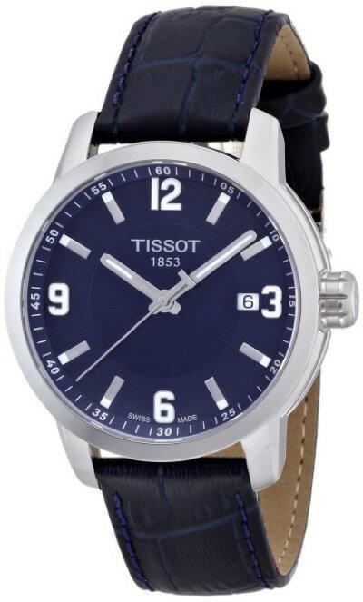 ティソ TISSOT PRC200 Gent(ピーアールシー200 ジェント) T0554101604700 メンズ 腕時計 ティソ TISSOT PRC200 Gent(ピーアールシー200 ジェント) T0554101604700 メンズ 腕時計
