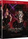 ヘルシング アルティメット Vol.9&10 ブルーレイ・DVDコンボ Hellsing Ultimate Volumes 9 & 10 (Blu-ray DVD Combo)・お取寄