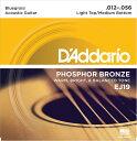 D'Addario ダダリオ アコースティックギター弦 EJ19