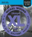D'Addario ダダリオ エレキギター弦 EXL115BT