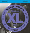"D'Addario ダダリオ ベース弦 EXL280 PICCOLO ""XL Nickel Round Wound"" [daddario exl-280]【ゆうパケット対応】"