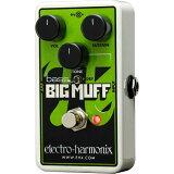 Nano Bass Big Muff Pi(ナノベースビッグマフ) ベース用ディストーション/ファズ【Electro-Harmonix/EHX/エレクトロ・ハーモニクス/エレハモ】