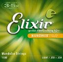 Elixir エリクサー マンドリン弦 ナノウェブ Light [.010-.034] #11500 【国内正規品】【ゆうパケット対応】