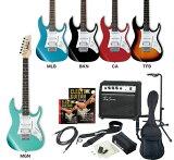 GIO Ibanez アイバニーズ エレキギター GRX40 [TG-75 アンプ入門セット]【発送区分:大型】【TOKAI20141004】