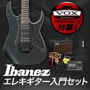 Ibanez アイバニーズ エレキギター RG350ZB/WK [VOX P