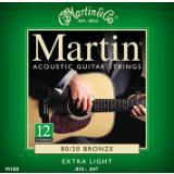 アコースティックギター弦 Martin M-180 [マーチン M180]【メール便対応】【TOKAI20141004】
