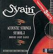 アコースティックギター弦 S.yairi SY-1000L-3 (3set pack) [ヤイリ SY1000L3]【ゆうパケット対応】