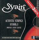 アコースティックギター 弦 S.yairi SY-1000L-3 (3set pack) [ヤイリ SY1000L3 アコギ