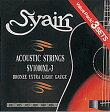 アコースティックギター弦 S.yairi SY-1000XL (3set pack) [ヤイリ SY1000XL]【ゆうパケット対応】