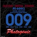 エレキギター弦 Photogenic PE-600CL [カスタム・ライ