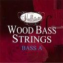 ウッドベース弦 Hallstat HWB-III [3弦(A)]【ハルシュタット コントラバス】【ゆうパケット対応】