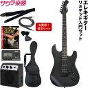 エレキギター SELDER STC-04 リミテッドセット【...