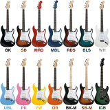 吉他塞尔德ST段- 16(仅机身) - 超过10,000日元在购物] [初学者吉他;[エレキギター SELDER ST-16 (本体のみ) 【セルダー 初心者 入門セット ST16】]