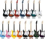 エレキギター SELDER ST-16 (本体のみ) 【エレキギター セルダー 初心者 入門 ST16】