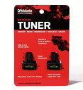 D'Addario マイクロチューナー ツインパック PW-CT-12TP NS MICRO Tuner【ダダリオ プラネット ウェイヴス pwct12tp】