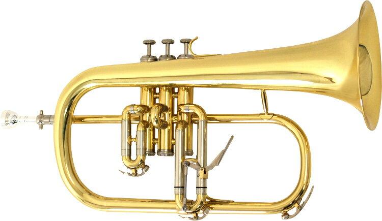 Soleil フリューゲルホルン SFG-1【ソレイユ SFG1 管楽器】...:sakuragk:10029932
