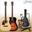 アコースティックギター S.Yairi レフトハンドモデル YF-3M-LH 入門セット【アコースティックギター ヤイリ 左利き用 YF3MLH トラディショナルシリーズ】【大型】