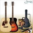 アコースティックギター S.Yairi レフトハンドモデル YF-3M-LH 単品【アコースティックギター ヤイリ 左利き用 YF3MLH トラディショナルシリーズ】【大型】